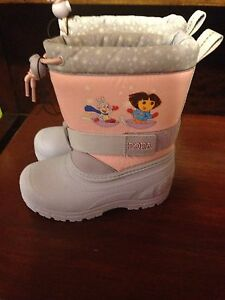 Child winter boots