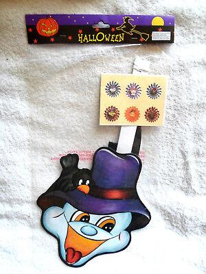 Halloween - Deko * GEIST * zum Aufhängen (2)