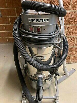 Tiger-vac 4d-25l Dt Mfs Hepa Vacuum Cleaner For Explosive Atmospheres