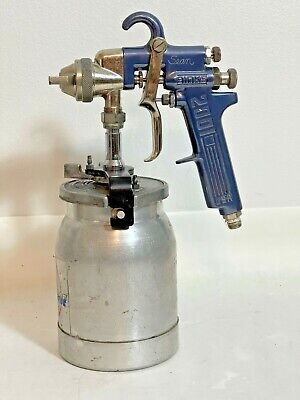 Binks 2100 Spray Gun With 1 Quart Cup