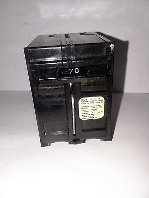 New Crouse Hinds Murray  Mp270 2 Pole 70 Amp 120240v Circuit Breaker  Usa