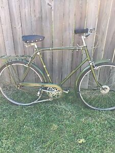 His & Hers Raleigh 3 speed bikes for sale pkg!