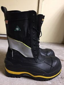 Baffin Cold Weather Safety Boots (size: men's 6/women's 8)