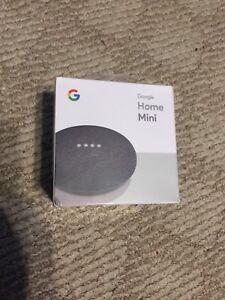 Google Home Mini Unopened (Sealed)