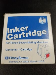 Pitney Bowes Inker Cartridge Mailing Machine Ink Cartridge 625-2 - NEW