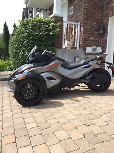 Can Am Spyder RSS-SE5 2011