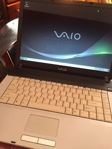 "Sony vaio 15"" laptop for sale ."