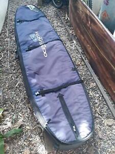 Surfboard travel bag for longboards
