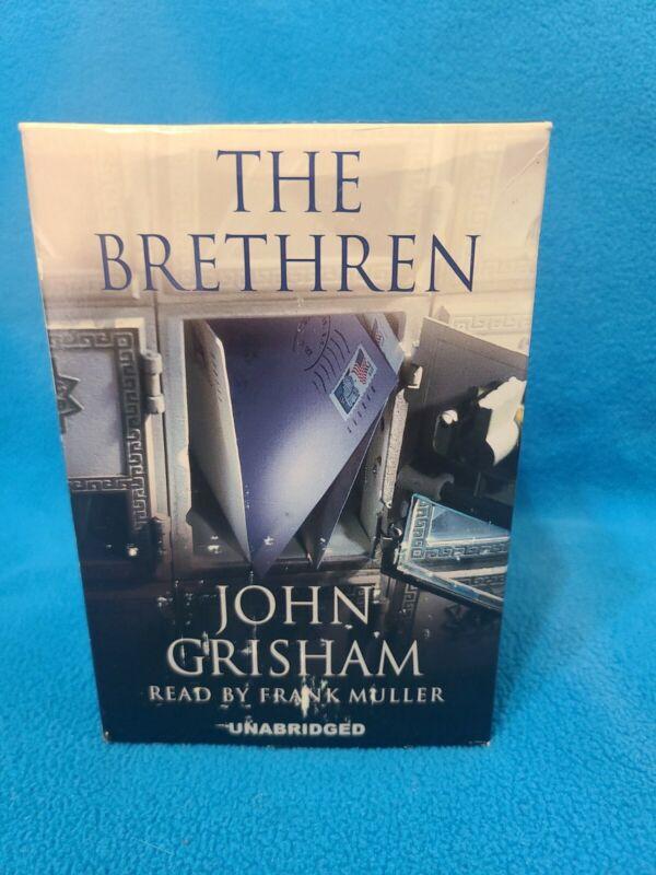 The Brethren - John Grisham - 7 Cassette Unabridged Audiobook - Muller