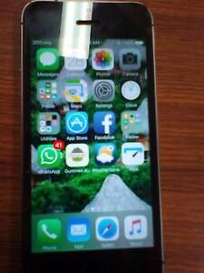 Iphone 5s Unlocked 16Gb Black Block  for Overseas Use Only Melbourne CBD Melbourne City Preview