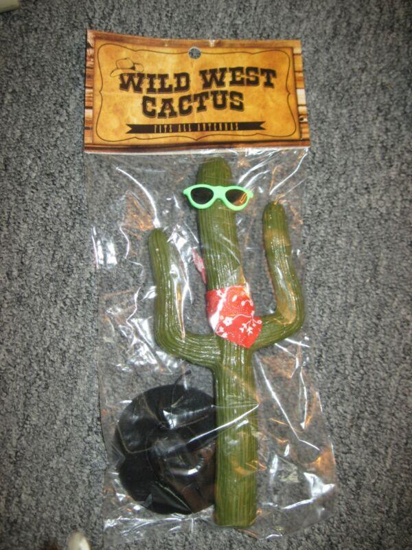 "COWBOY CACTUS ANTENNA   ""Green Sunglasses"""