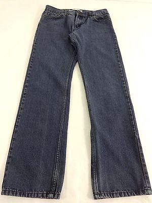 Levis Herren Skinny Dunkle Verwaschene Jeans Größe 30 X 30 ()