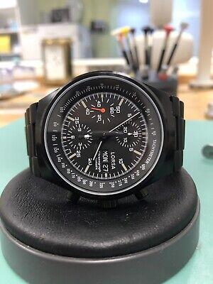 Lorsa PVD 7750 Chronograph Watch