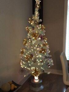SUPERBE arbre de Noël en fibre optique