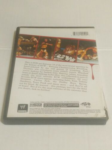 Blood Sport ECW - The Most Violent Matches Extreme Championship Wrestling  - $11.99