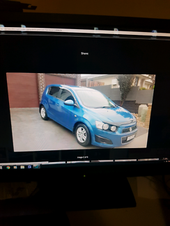 2012 Holden barina tm auto Barrack Heights Shellharbour Area Preview