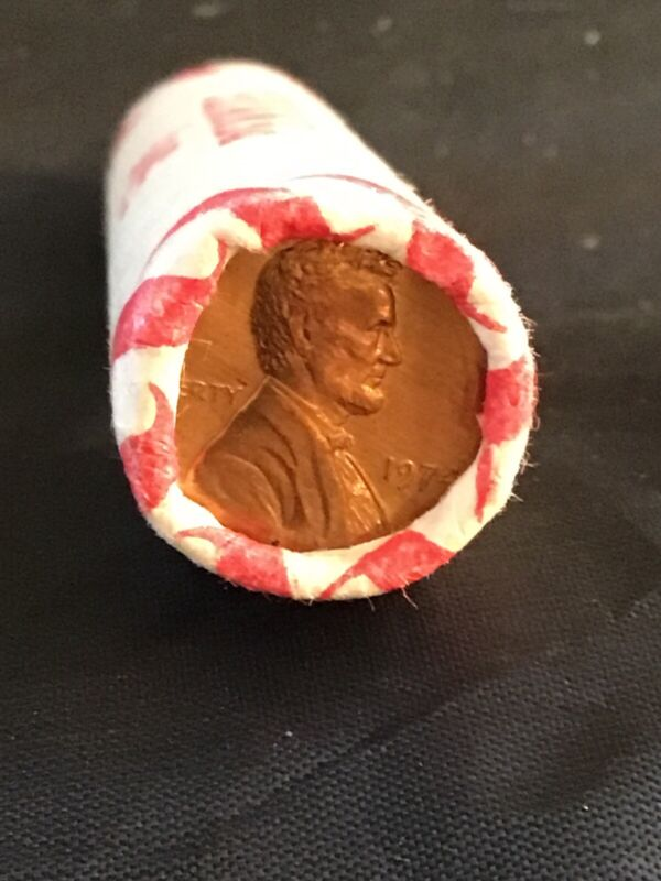1974 P Lincoln Penny BU From OBW Roll - 15% off 5+