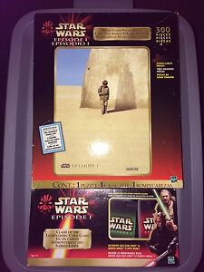 Star Wars Episode l Puzzle and Game
