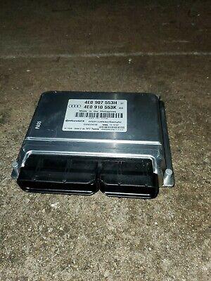 2004-2010 Audi A8 A8L S8 SUSPENSION CONTROL MODULE 4E0907553H OEM