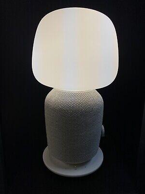 NEW IKEA SYMFONISK SONOS Table Lamp WiFi Speaker - White