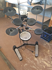 Roland HD1 vdrums electronic drum kit Lake Munmorah Wyong Area Preview