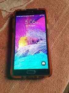Samsung Galaxy note 4 Elizabeth Playford Area Preview