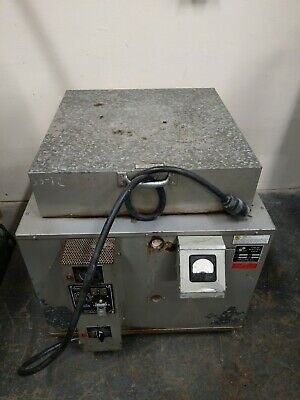 Cress Electric Kiln Heat Treat Furnace Model C-17