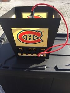 Montreal Canadiens Ceiling Hockey light