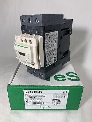 LC1D40AF7 TeSys 940835 Schneider Contactor NIB - US SELLER