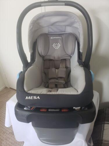 UPPAbaby Mesa Car Seat and Base 1017-MSA-US-PAS