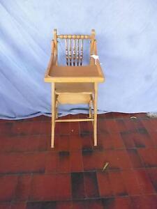 High Chair/Rocking Chair, 369391 Lane Cove Lane Cove Area Preview