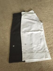 Lululemon Clam Diggers Crops Size 4