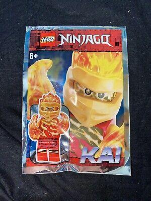 Lego Ninjago KAI foil pack 6+