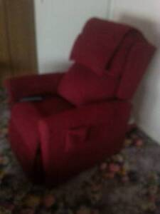 Motorized Recliner Armchair Elizabeth Downs Playford Area Preview