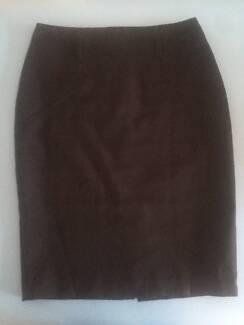 Black ASOS Skirt (Size 6) Homebush Strathfield Area Preview