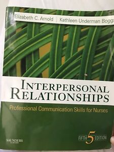 Interpersonal relationships textbook