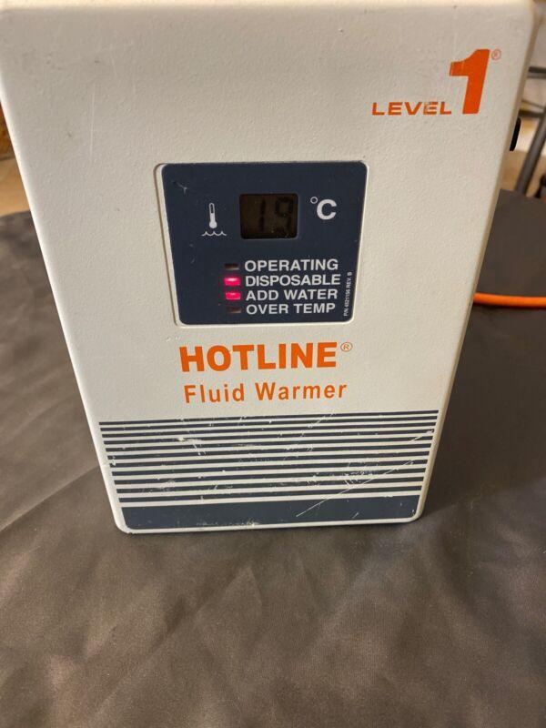 SMITHS MEDICAL HOTLINE 3 LEVEL 1 HL-390 BLOOD, FLUID WARMER SYSTEM