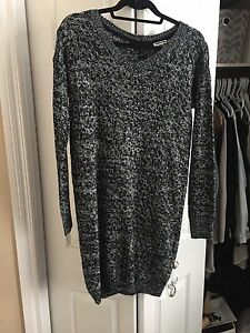 Barely used Sweaters and dresses for cheap