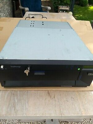 IBM Totalstorage 3582/SC24  2x LTO2 Tapedrive APN 8-00173-01
