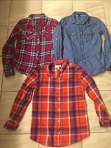 Girl's Size 16 Tops