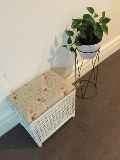 Shabby chic storage box