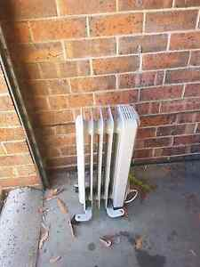 Small oil heater Springwood Blue Mountains Preview