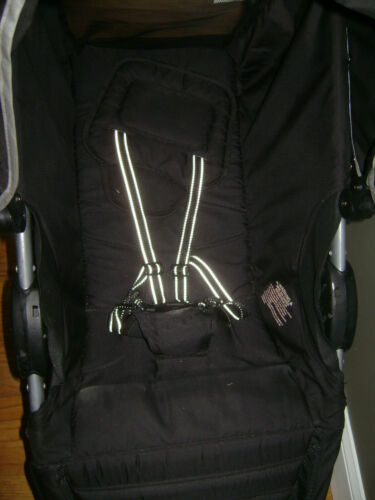 Britax B Agile Single Stroller SLING, CANOPY, BASKET in BLACK Replacement Part 3