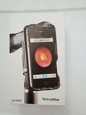 Welch Allyn Iexaminer 6 Adapter For Pan Optic Ophthalmoscope 11840-a6