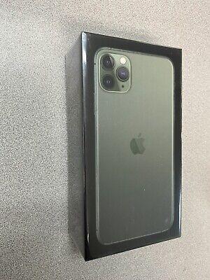 Apple iPhone 11 Pro Max - 64GB - MidnightGreen (Verizon) A2161 (CDMA + GSM)
