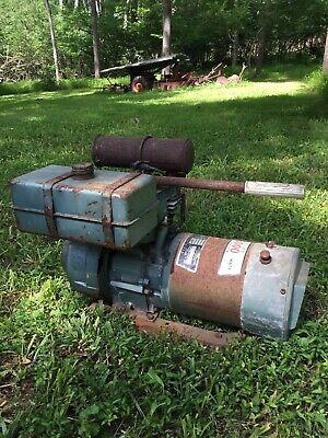 Sears 3000 Watt Alternator - Generator - For Parts Or Not Working