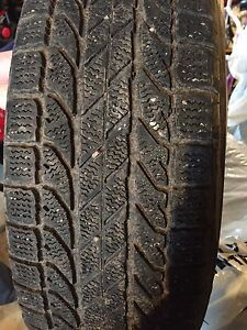 Winter Tires - BF Goodrich 215/70R16