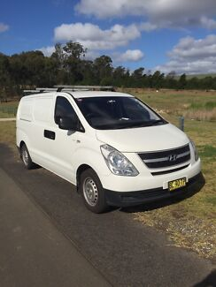 Hyundai iLoad Denham Court Campbelltown Area Preview