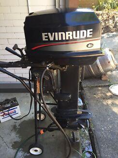 Evinrude  30 Electric Start
