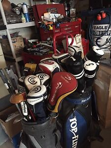 Left Hand Golf Clubs Driver & Fairway Woods For Sale